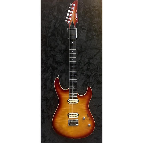 Carvin Contour 66 Solid Body Electric Guitar-thumbnail