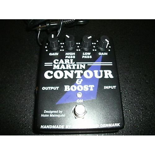 Carl Martin Contour N Boost Effect Pedal-thumbnail