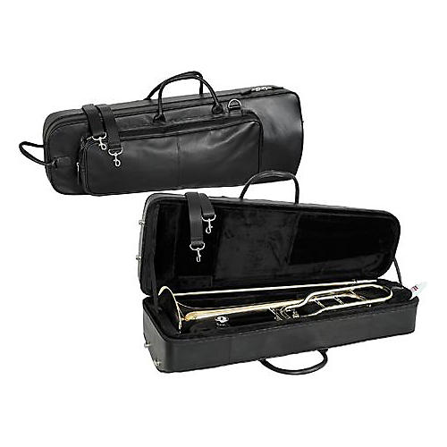 Protec Contoured Leather Pro Pac Trombone Case