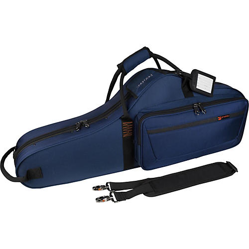 Protec Contoured Tenor PRO PAC Saxophone Case Blue