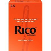 Contra-Alto/Contrabass Clarinet Reeds, Box of 10