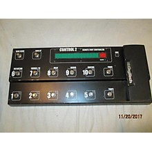 Digitech Control 2 Signal Processor