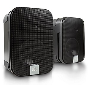 JBL Control 2P Compact Powered Monitor System by JBL