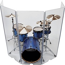 Control Acoustics 5-piece Acrylic Drum Shield (CADS5)