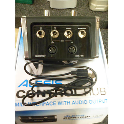 Alesis Control Hub Premium MIDI Interface With Audio Output Audio Interface-thumbnail