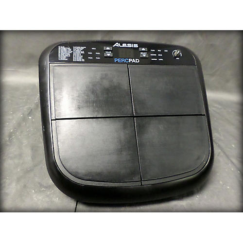 used alesis control pad usb midi percussion pad drum midi controller guitar center. Black Bedroom Furniture Sets. Home Design Ideas