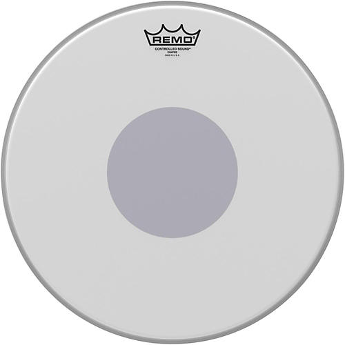 Remo Controlled Sound Reverse Dot Coated Snare Head-thumbnail