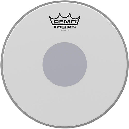 Remo Controlled Sound X with Black Dot On Bottom-thumbnail