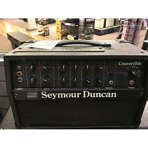 Seymour Duncan Convertible Tube Guitar Amp Head