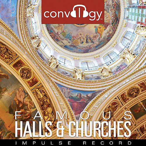 Impulse Record Convology Famous Halls & Churches Software Download-thumbnail