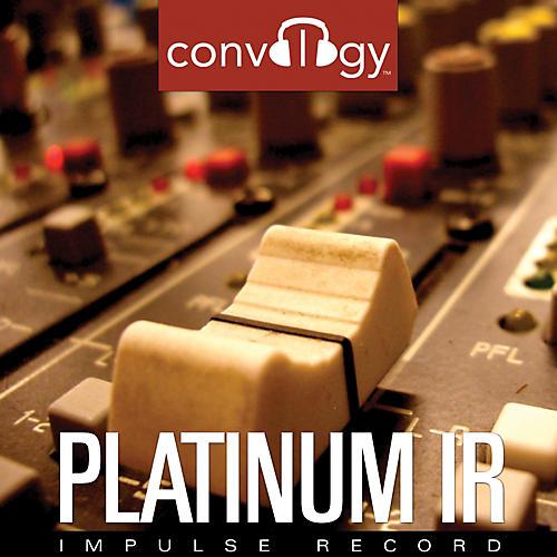 Impulse Record Convology Platinum Library 1000+ Impulse Response Files Software Download-thumbnail