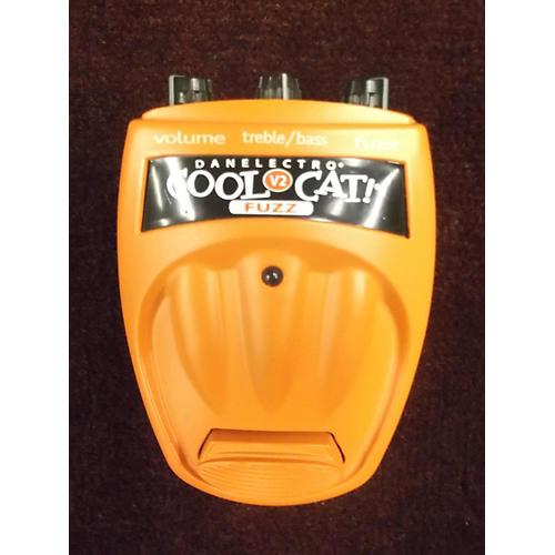 Danelectro Cool Cat CF2 Cat Fuzz Effect Pedal