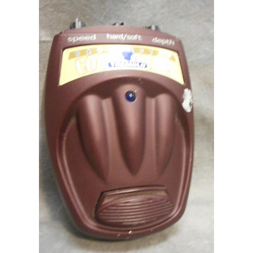 Danelectro Cool Cat CT-1 Tremolo Burgendy Effect Pedal-thumbnail