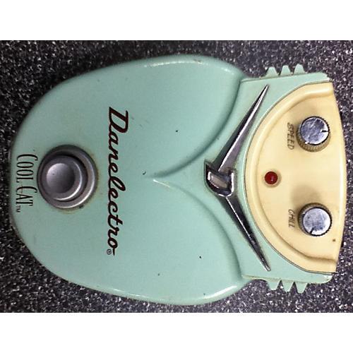 Danelectro Cool Cat Chorus Effect Pedal-thumbnail