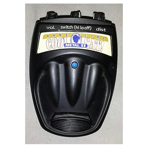 Danelectro Cool Cat Metal II Effect Pedal