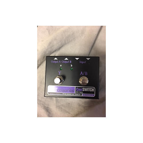 Art CoolSwitch Pro A/B-Y Switch With Isolation Pedal
