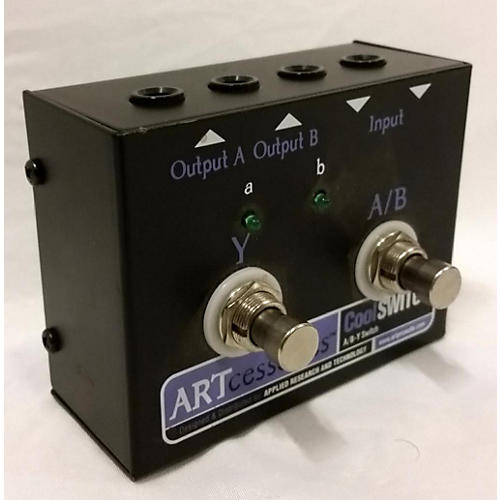 Art CoolSwitch Pro A/B-Y Switch With Isolation Pedal-thumbnail