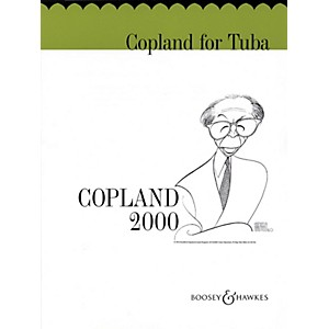 Boosey and Hawkes Copland for Tuba Tuba in C B.C. Boosey and Hawkes Chamb... by Boosey and Hawkes