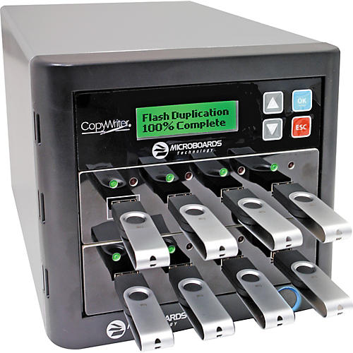 Microboards CopyWriter 1-to-7 USB Flash Duplicator-thumbnail