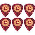 Clayton Cork Grip Standard Guitar Pick 6 Pack-thumbnail