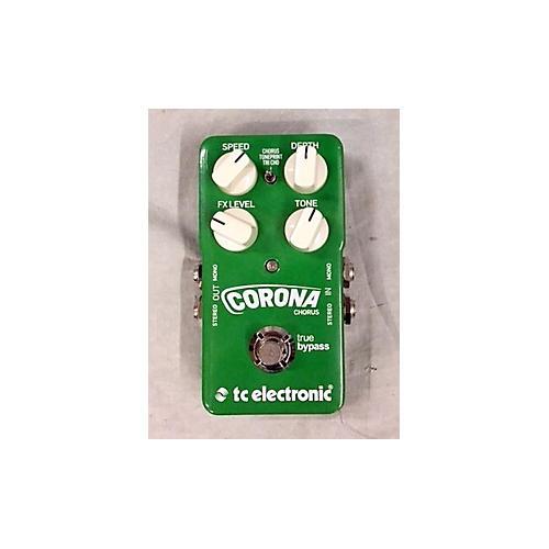 TC Helicon Corona Chorus Effect Pedal-thumbnail
