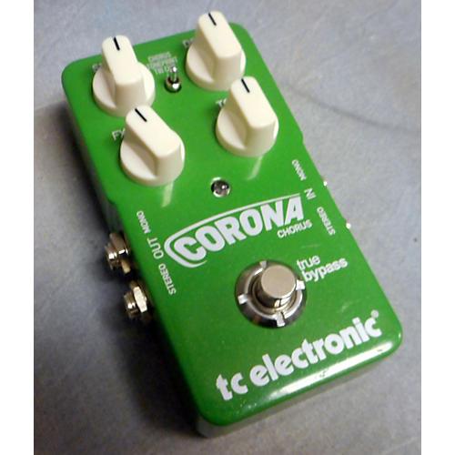 TC Electronic Corona Chorus Effect Pedal-thumbnail