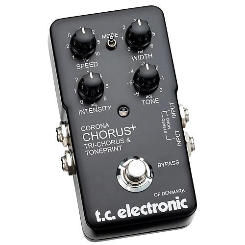 TC Electronic Corona Chorus TriChorus & TonePrint Effect Pedal-thumbnail