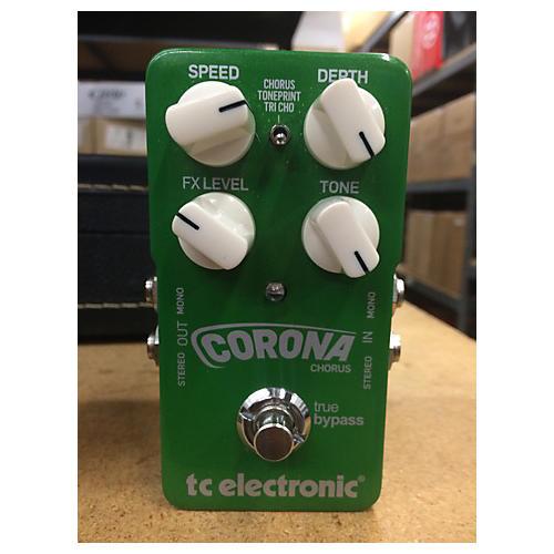 TC Electronic Corona Effect Pedal-thumbnail