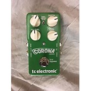 TC Electronic Corona Effect Pedal