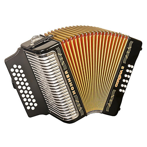 Hohner Corona II 3500 FBbEb Accordion