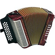 Hohner Corona III GCF Accordion