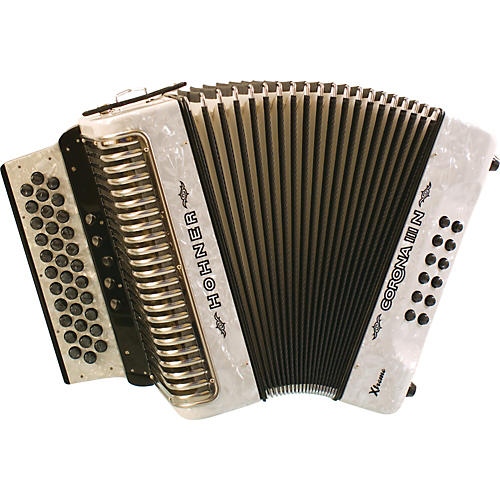 Hohner Corona IIIN Xtreme ADG Accordion
