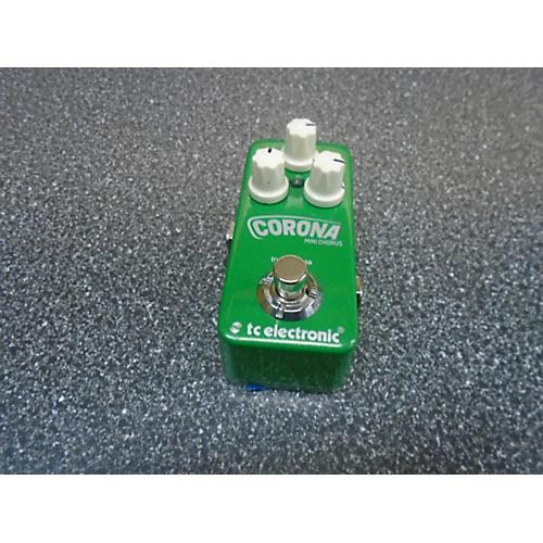 TC Electronic Corona Mini Chorus ELEC PEDAL-E VOLUME