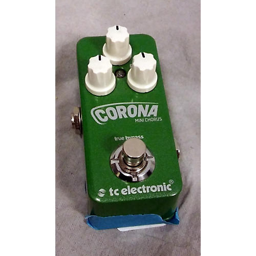 TC Electronic Corona Mini Chorus Effect Pedal