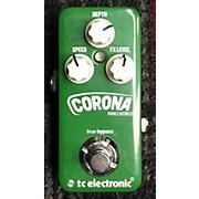 TC Electronic Corona Mini Effect Pedal