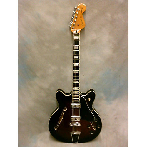 Fender Coronado II Hollow Body Electric Guitar-thumbnail