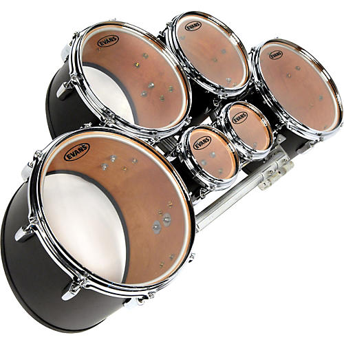 Evans Corps Clear Tenor Drumhead-thumbnail