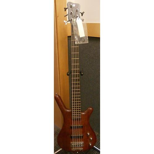 Warwick Corvette 5 String Electric Bass Guitar-thumbnail