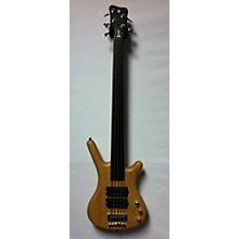 Warwick Corvette 5 String Fretless Electric Bass Guitar