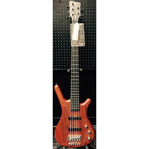 Warwick Corvette 5 String Mahogany Electric Bass Guitar-thumbnail
