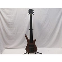 Warwick Corvette 6 String Fretless Electric Bass Guitar