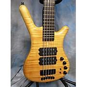 Warwick Corvette Custom Shop Double Buck 5 String Electric Bass Guitar