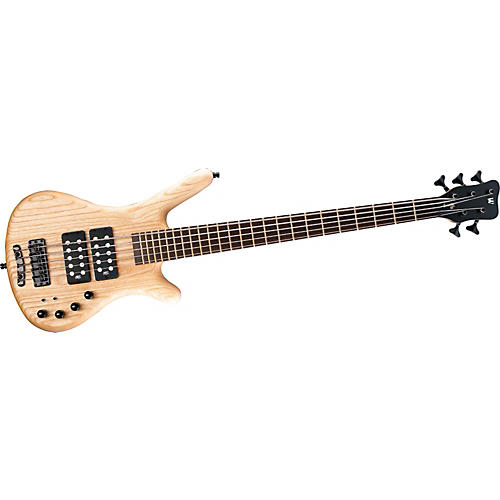 Warwick Corvette Double Buck 5 String Bass Guitar Ocean