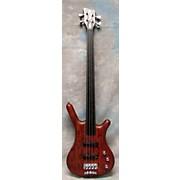 Warwick Corvette Standard 4 String Fretless Electric Bass Guitar