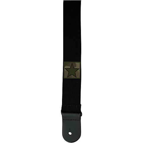 Perri's Cotton Army Star Patch Guitar Strap-thumbnail