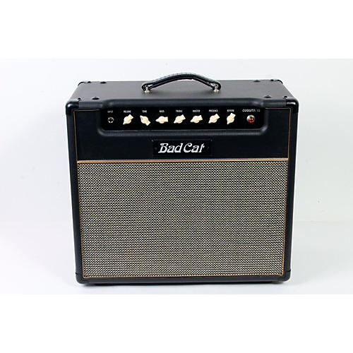 Bad Cat Cougar 15 15W Class A Tube Guitar Combo Amp  888365241661