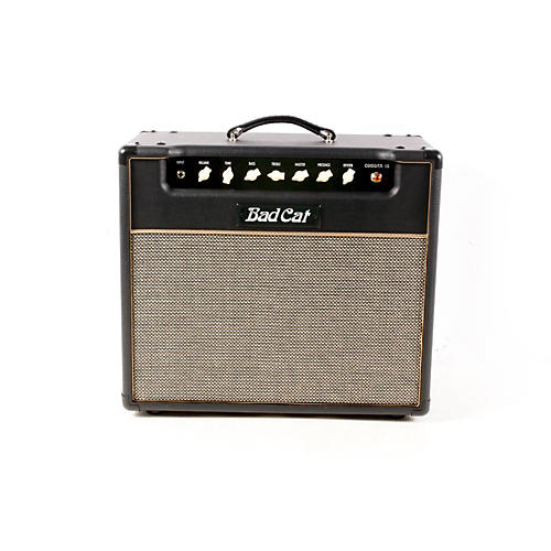 Bad Cat Cougar 15 15W Class A Tube Guitar Combo Amp  888365361437