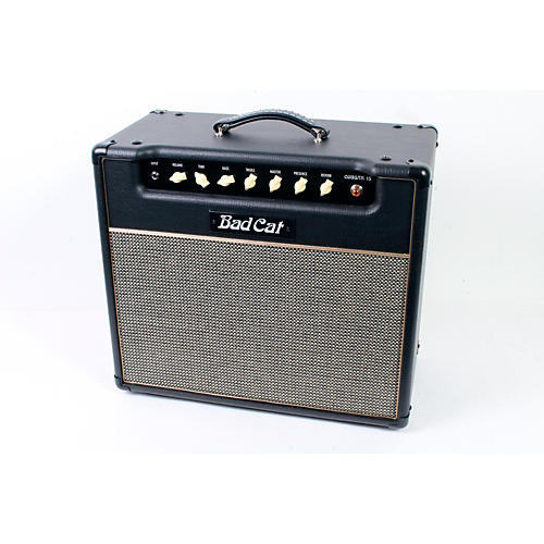 Bad Cat Cougar 15 15W Class A Tube Guitar Combo Amp  888365362847