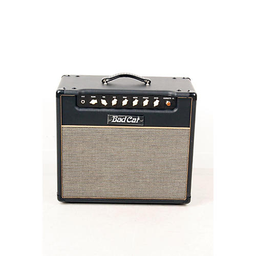 Bad Cat Cougar 15 15W Class A Tube Guitar Combo Amp  888365403311