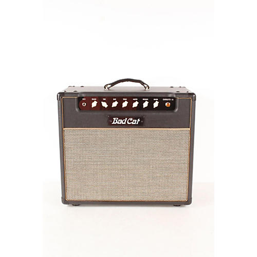 Bad Cat Cougar 15 15W Class A Tube Guitar Combo Amp  888365398273-thumbnail
